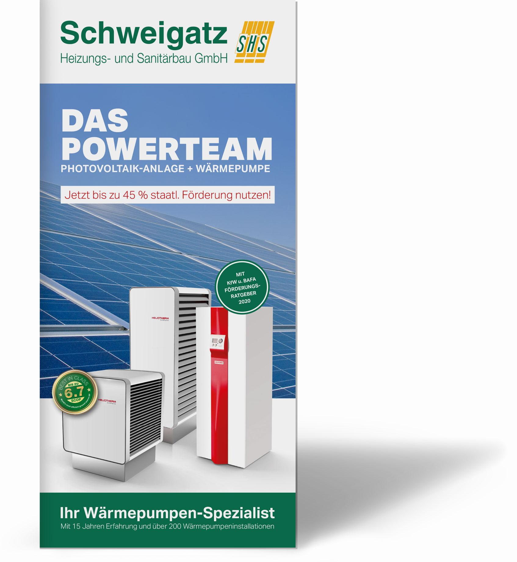 Download Schweigatz Das Powerteam Broschuere
